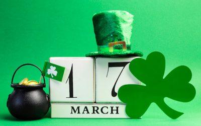 ilustração St. Patricks' day