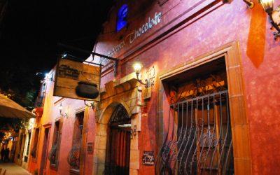 fachada do restaurante Como água para chocolate