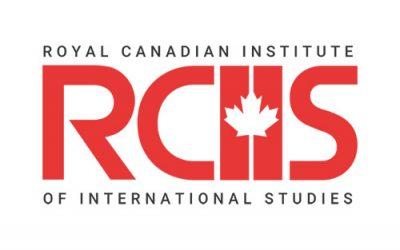 logotipo Royal Canadian Institute f International Studies